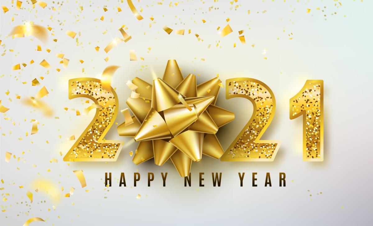 Selamat Tahun Baru 2021 untuk Kalianyang,